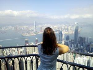 Пик Виктории в Гонконге I Блог Переменам Быть