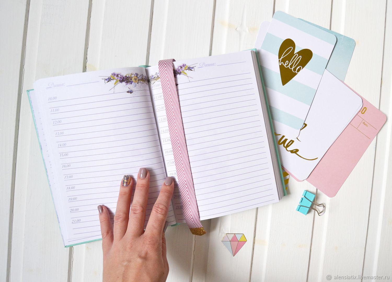 Как планировать зажигательные цели в ежедневнике | Переена Быть