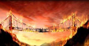 Почему не стоит жечь мосты | Переменам Быть